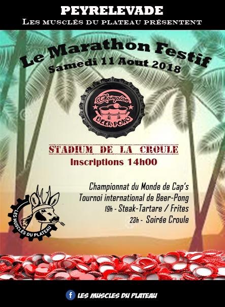 marathon festif 2018